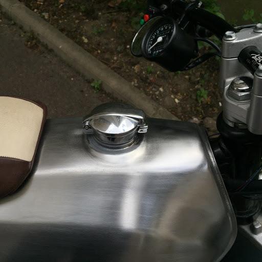 kit pour personnalisation de vanvan Suzuki mode street racer ou cafe racer