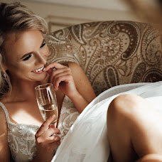 Wedding photographer Ulyana Fedorchenko (Fedorchenko92). Photo of 02.10.2018