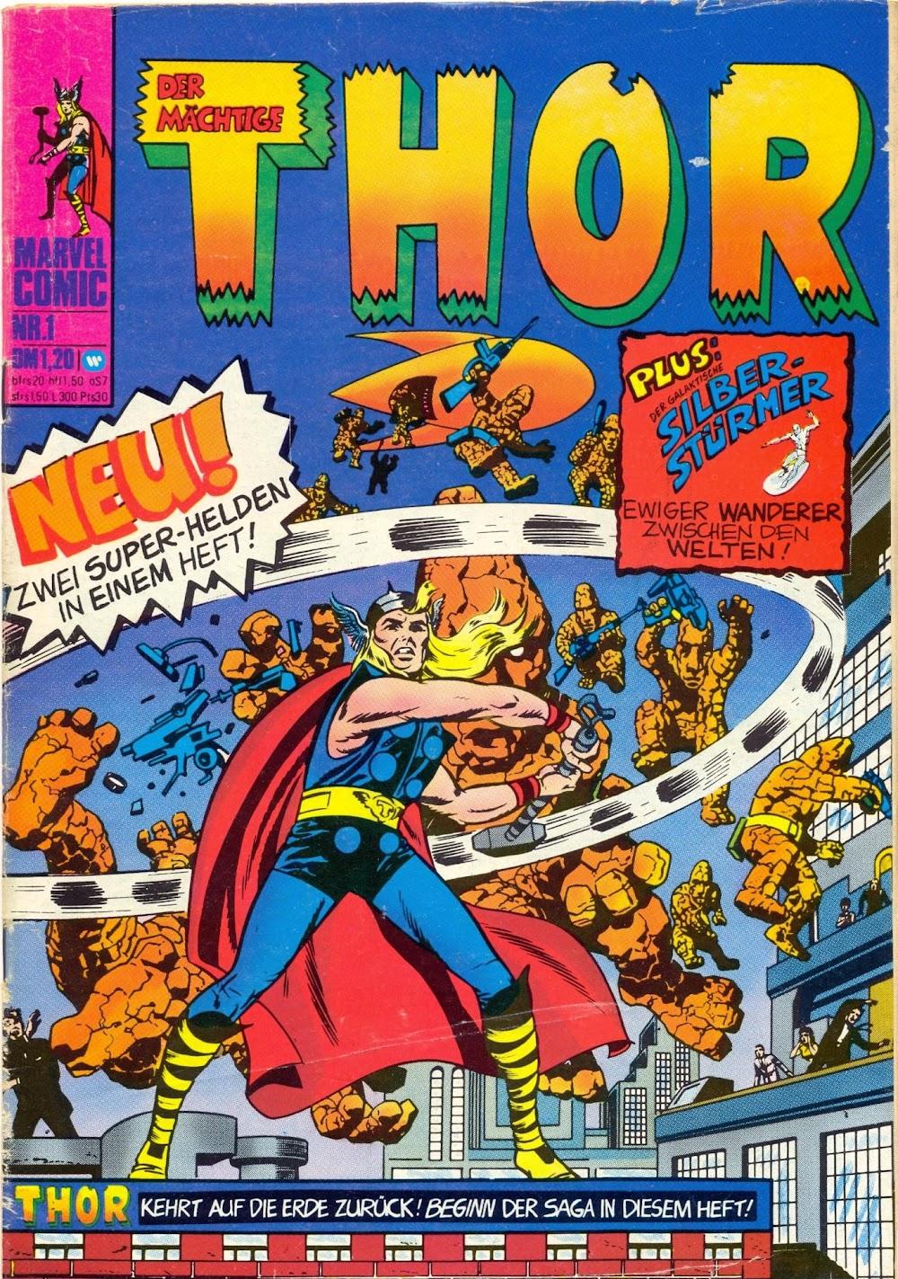 Der mächtige Thor (1974)