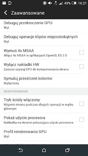 Developer Option  screenshots 6