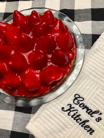 Sugar free Strawberry Glaze Recipe