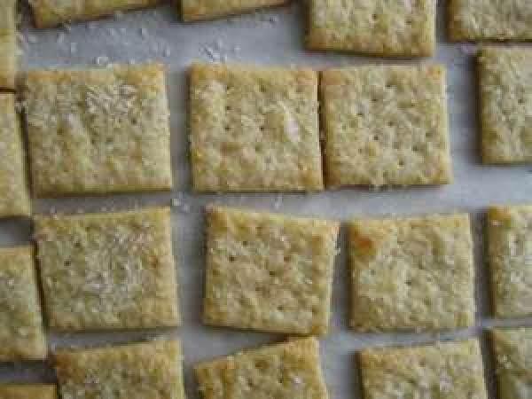 Parmesan Crackers Recipe