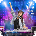 DJ Song Mixer : Mobile Music Mixer icon