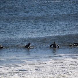 waiting on waves  by Lindsay Eppley - Uncategorized All Uncategorized (  )