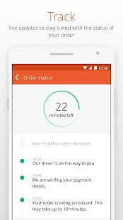 foodpanda - Food Delivery- screenshot thumbnail