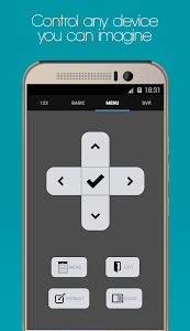 Universal Remote for HTC One screenshot 1