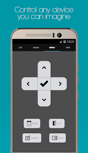 Universal Remote for HTC One- screenshot thumbnail