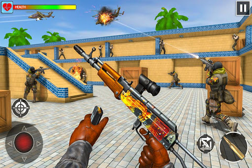 Counter Terrorist Game u2013 FPS Shooting Games 2020 1.0.1 screenshots 3