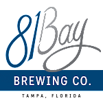 Logo of 81Bay Brewing The Sun Viking