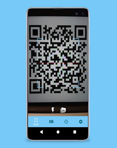 PC u7528 Smart Scanner - Free QR & Barcode Scanner 1
