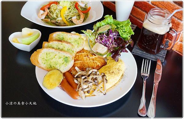 """樂樂咪小廚房║緊鄰美術館綠園道,精緻複合式餐飲、放鬆享受好""""食""""光!貓咪認養、寵物友善餐廳"""