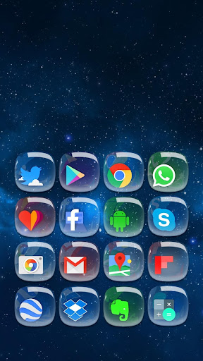 Pebbles Icon Pack