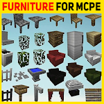 Furniture for MCPE 2.3.2