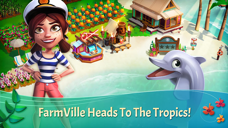 FarmVille: Tropic Escape v1.4.544 [Mod]