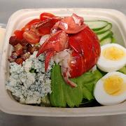 Warm Lobster Cobb Salad