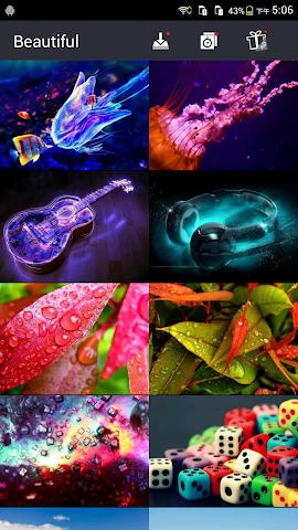 android Really Beautiful Wallpapers Screenshot 3