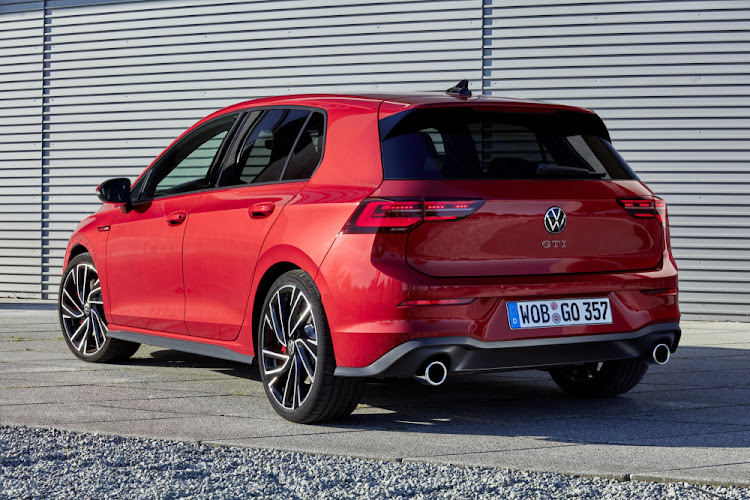 The Vw Golf 8 Gti Will Be With Us In The Second Quarter Of 2021