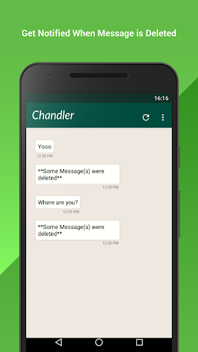 whatshack : status saver and read deleted messages screenshot 3