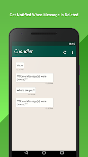 WhatsHack : Status Saver and Read Deleted Messages - náhled