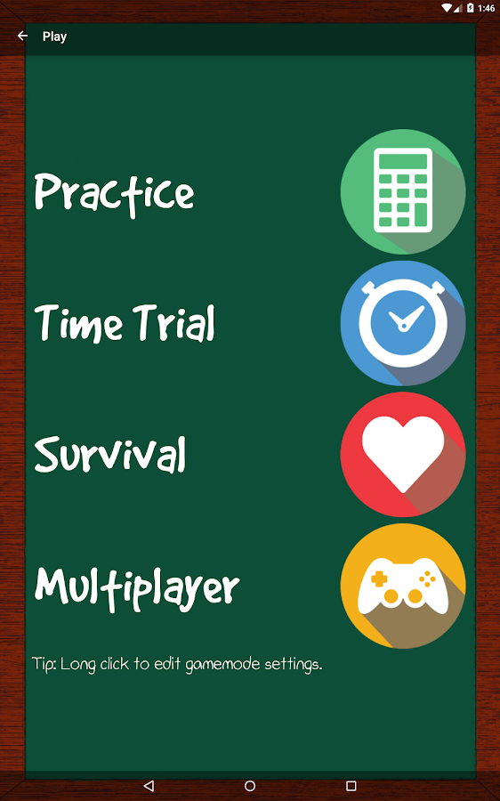 Math Path- screenshot