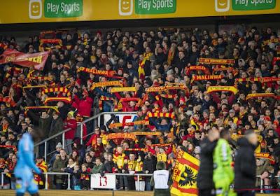 KV Mechelen-spelers gaan ondanks de degradatie met topauto's rijden