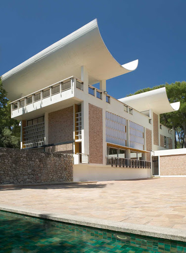 France-Cannes-Foundation-Maeght.jpg - The Maeght Foundation  in Saint-Paul de Vence, near Nice, France, has one of the largest collections of 20th century European paintings, sculptures and graphic works.
