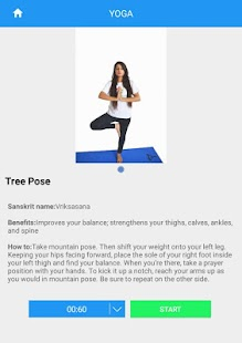 Yoga for Beginners- screenshot thumbnail