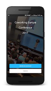 Coworking Europe - náhled