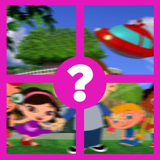 Little Einsteins Quiz (game)