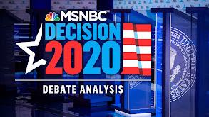Debate Analysis: Decision 2020 thumbnail