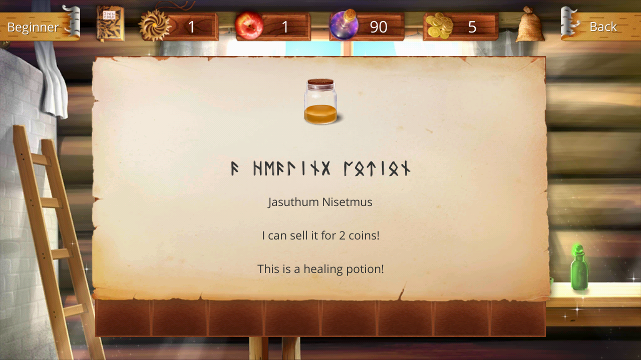 The Herbalist- screenshot