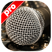 Microphone Live Pro (No Ads) Icon