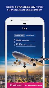 eSky - Levné letenky, Hotely, Auta, Akční lety - náhled