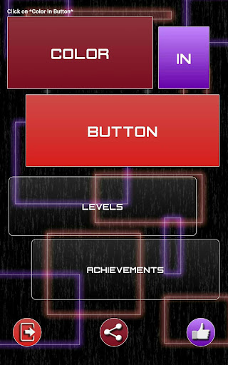 Color In Button - Puzzle with color buttons android2mod screenshots 8