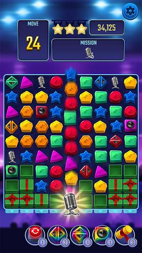 Puzzle Idol - Match 3 Star 1.0.4 screenshots 4