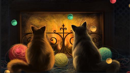 Cute Cats Live Wallpaper Full