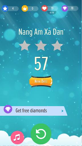 Piano Tiles Việt - Đuổi Nhạc Bắt Nút Nhạc Việt screenshot 4