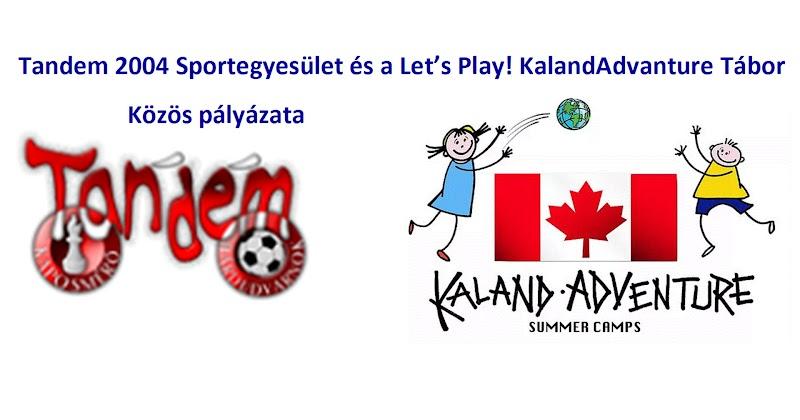 Tandem 2004 Sportegyesület - Kaland Advanture Tábor 2017
