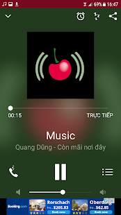 Cherry Radio Vietnamese- screenshot thumbnail