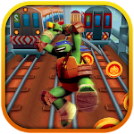 The Subway Ninja Turtle