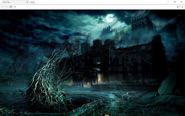 Gothic Backgrounds Themes