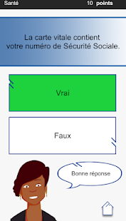 faux numero de carte Formation Civique CIR   Apps on Google Play