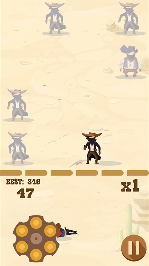 Frenzy Sheriff - Gunslinger- screenshot
