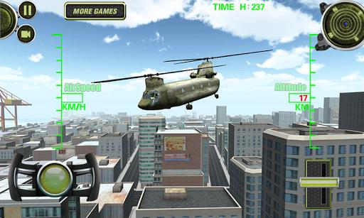 現代のヘリコプターヒーロー2015