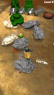 Gold Rush 3D MOD (Unlimited Money) 1