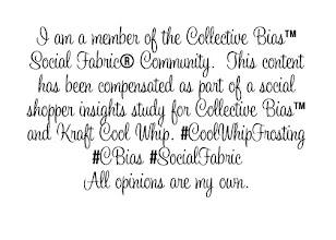 Photo: I am a member of the Collective Bias™ Social Fabric® Community. This content has been compensated as part of a social shopper insights study for Collective Bias™ and Kraft Cool Whip. #CoolWhipFrosting #CBias #SocialFabric. All opinions are my own.