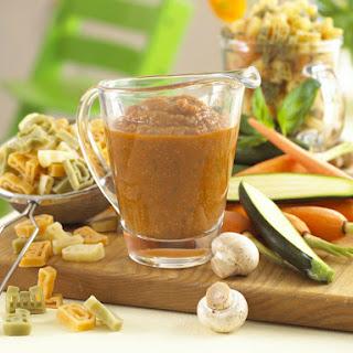 Hidden Vegetable Sauce Recipe