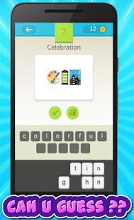 Christmas Emoji - Emoji Quiz - náhled