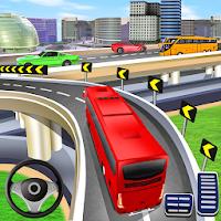 Coach Bus Simulator 2020: Modern Bus Drive 3D Game