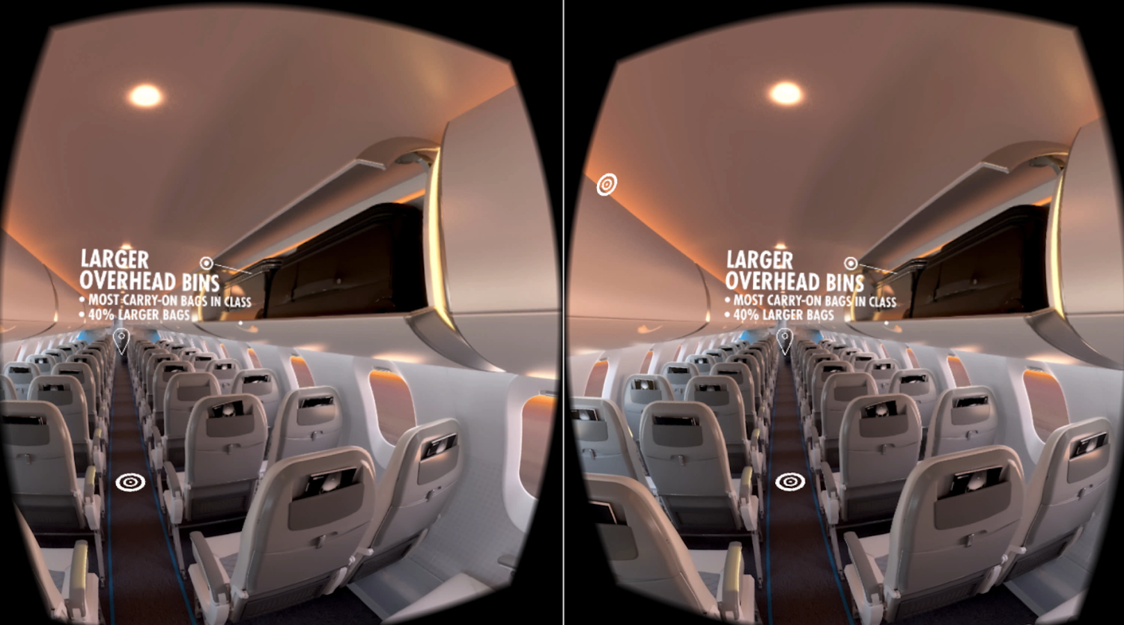 CRJ Series New Cabin VR- screenshot